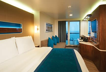 Greek Cruise Accommodation