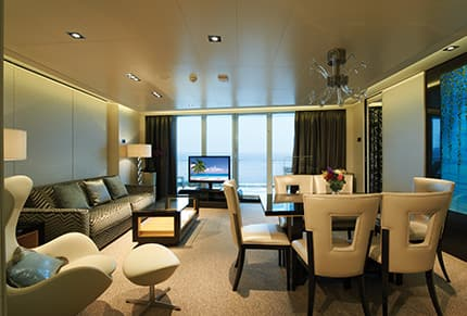 Sail in the Haven, our most luxurious and well-appointed accommodation