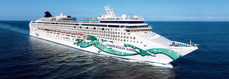 See the Southern Caribbean on board Norwegian Jade