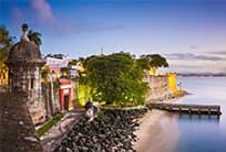 הפליגו לדרום הקריביים מסן חואן