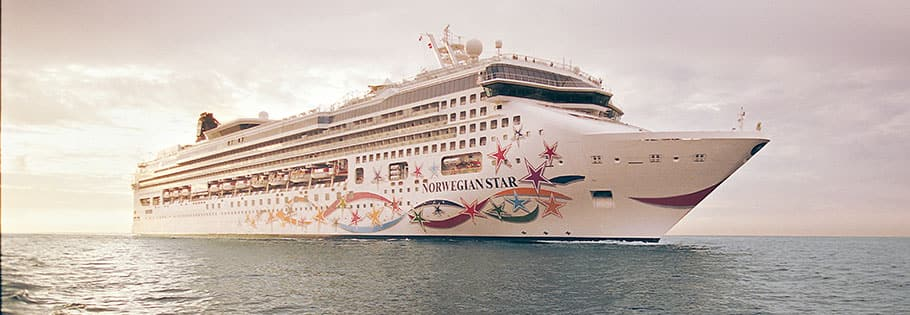 Leste do Caribe no Norwegian Star