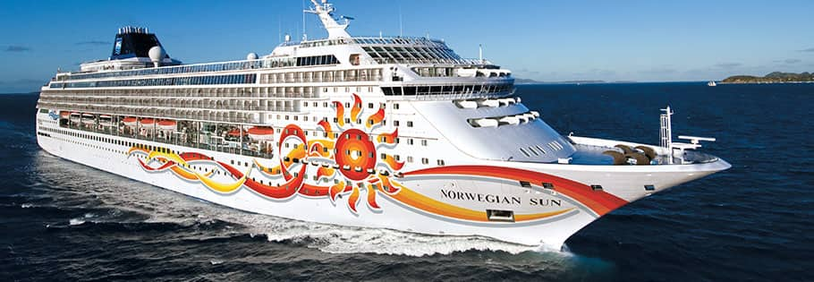 See the Southern Caribbean on board Norwegian Sun