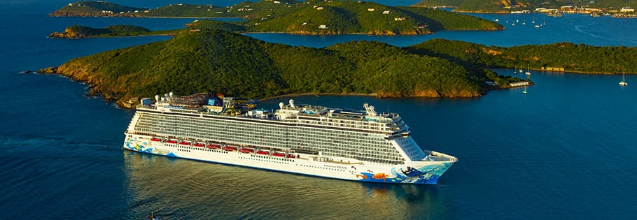 Conoce el Caribe sur a bordo del Norwegian Escape