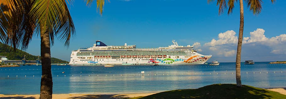 Crociera Caraibi occidentali sulla Norwegian Pearl