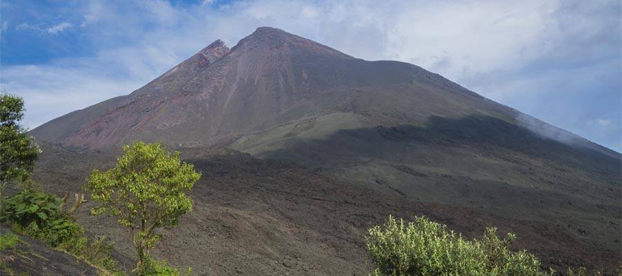グアテマラの火山