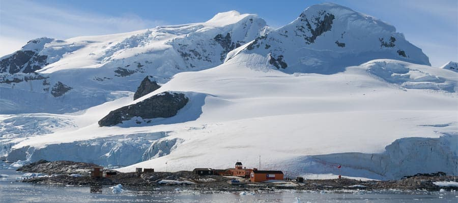 Chilean base Antarctica