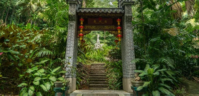 Port Victoria Seychelles Victoria S Botanical Gardens Mission Lodge Excursion Norwegian Cruise Line