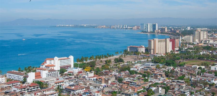 Visit beautiful Puerto Vallarta on your Mexico cruise