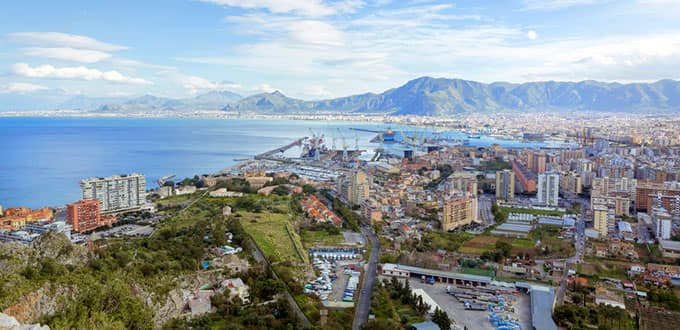 Get ready explore the fascinating city of Palermo.