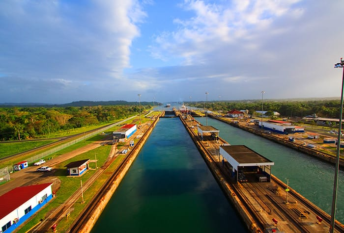 View Select Panama Canal Cruises