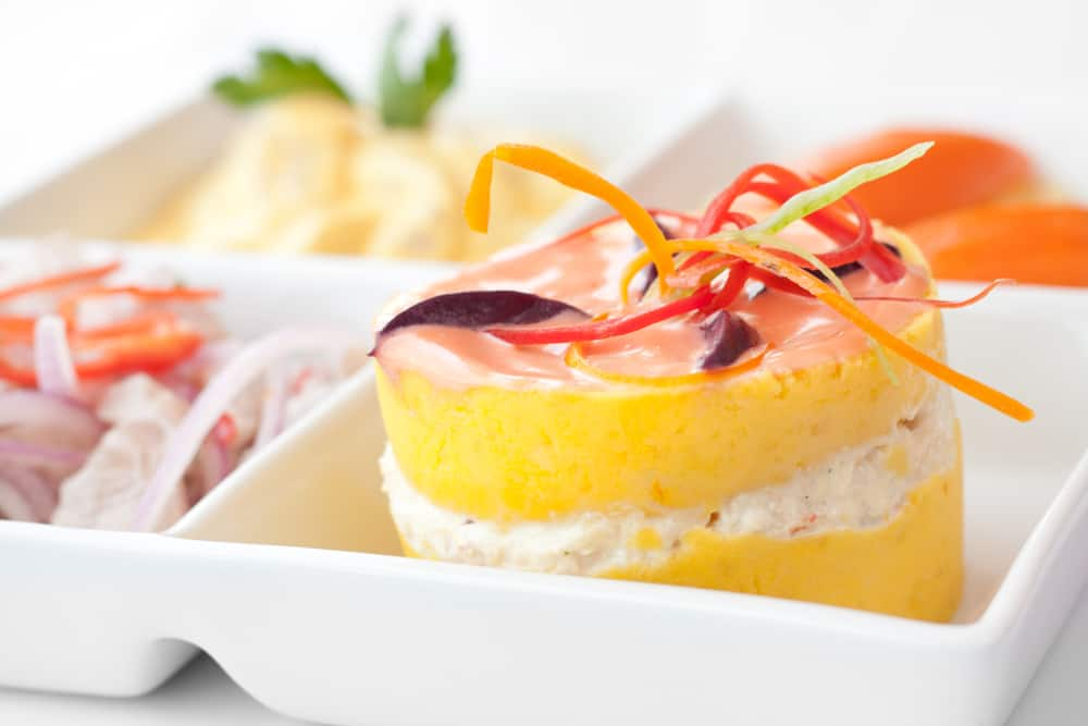 Try Traditional Peruvian Causa on a Cruise to South America with Norwegian