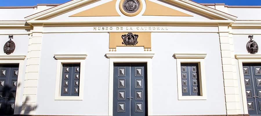 Einfache Architektur in Santo Domingo