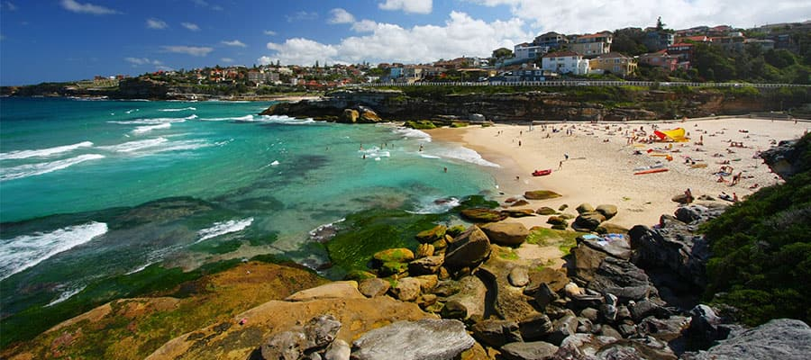 Beautiful Beaches on your Sydney cruise