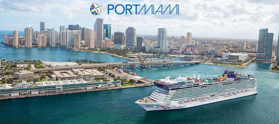 Cruise Norwegian from the Port of Miami
