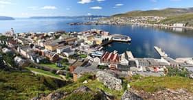 Hammerfest, Norvegia