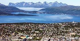 Tromsø, Norwegen
