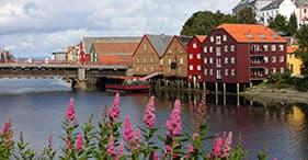 טרונדהיים, נורווגיה