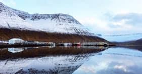 איספיורדור, איסלנד