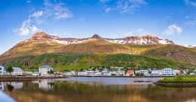 Seydisfjordur, איסלנד