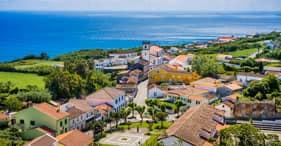 פונטה דלגאדה, האיים האזוריים