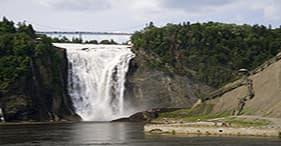 Quebec & Montmorency Falls