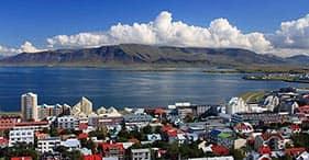 Scenic Reykjavik
