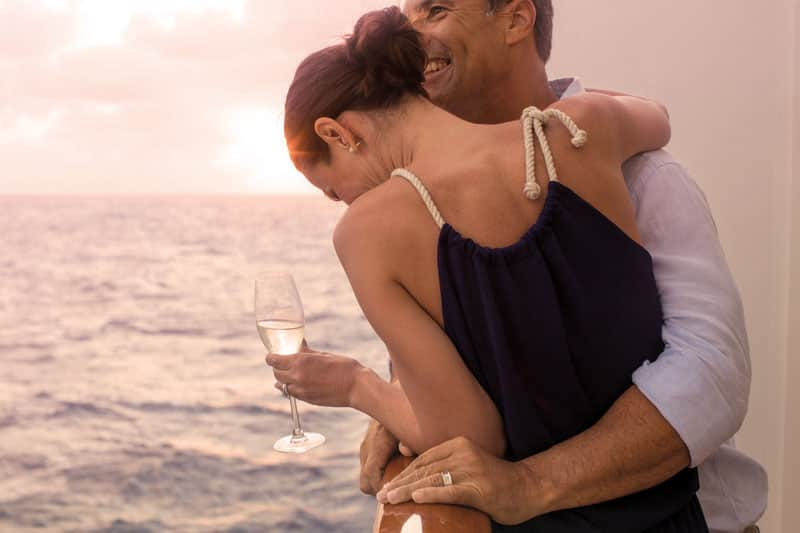 Enjoy Date Night by the Ocean on a Romantic Cruise Vacation