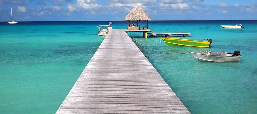 Beautiful views in Rangiroa