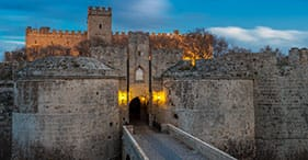 Ancient Lindos & Medieval Rhodes