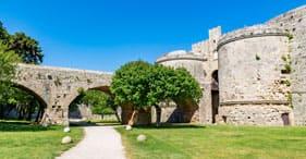 Exploring Rhodes' Religious Past