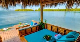Turquoise Bay All Inclusive Over-the-Water Bungalow