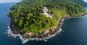 A descoberta da Ilha Weh