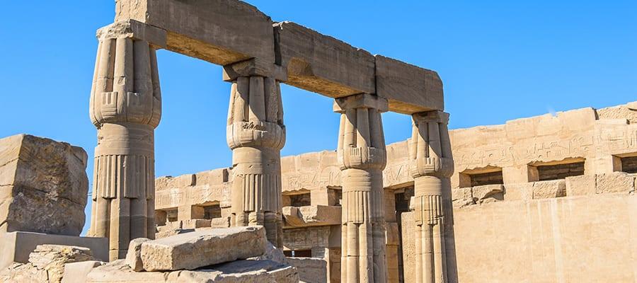 Complejo de templos de Karnak en cruceros a Safaga