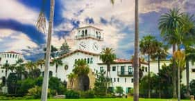 Reagan Ranch Center & Santa Barbara Courthouse