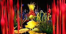 Space Needle and Chihuly Garden of Glass