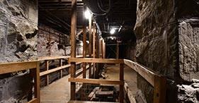 Le sous-sol de Seattle