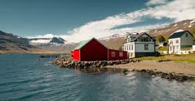 הפיורדים המזרחיים של איסלנד