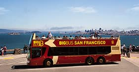 Hop-On, Hop-Off City Tour & Sausalito