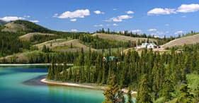 Yukon Territory Scenic Drive