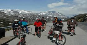Klondike Bicycle Tour