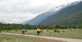 Triple Adventure – Bike, Hike & Float