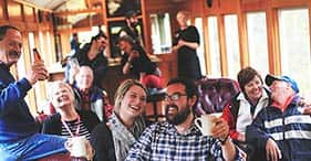 VIP White Pass Scenic Railway