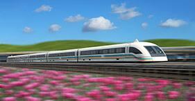 21st Century Shanghai & Maglev Train