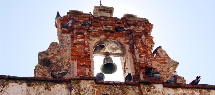 Monuments historiques lors de votre croisière aux Caraïbes