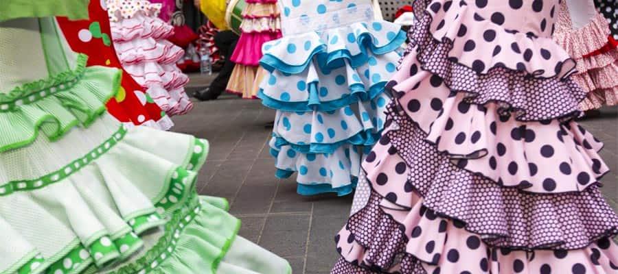 Baile flamenco en San Juan