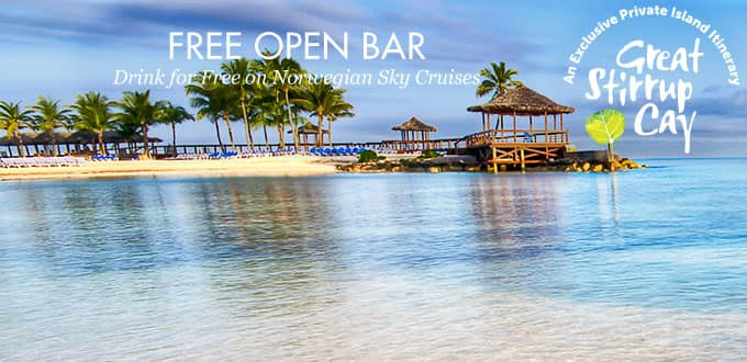 4-Day Bahamas from Miami - FREE OPEN BAR