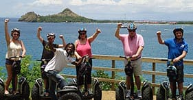 Segway, Safari & Beach Adventure