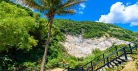 Volcanic Mud Bath Experience