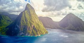 Touch The Iconic Pitons