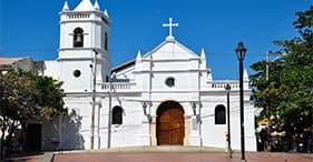 אתרים מרכזיים בסנטה מרתה